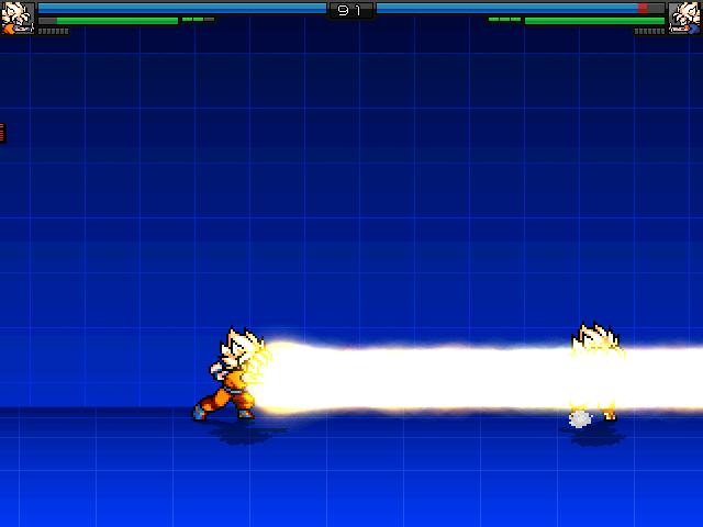 Mgmnzx Creations Pocket Goku Ssj V 3