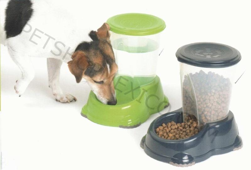 Pet shop mexico bebederos y comederos para perro smart for Comederos para perros