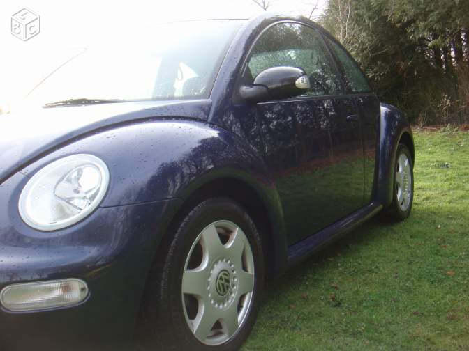 New beetle tdi 100 pack 2003 for Interieur new beetle