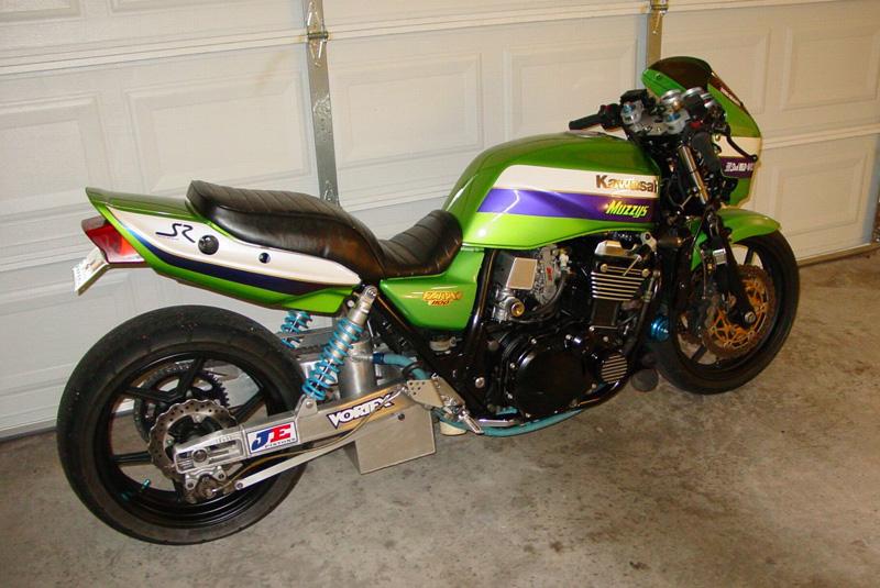 Kawasaki Zrxparts