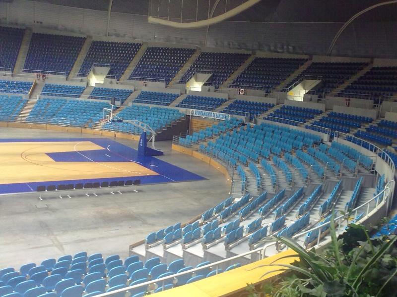 Palacio De Deportes Santander Plano Elperolo