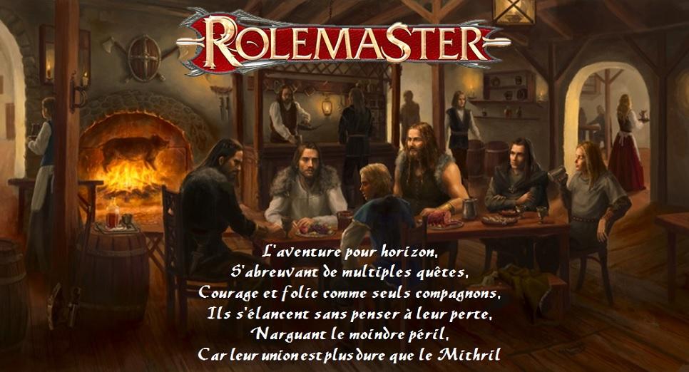 Rolemaster JDR