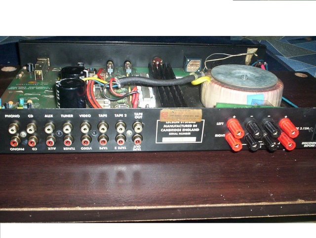 Lecson Stereo Plus Intergrated Amp Used Sold