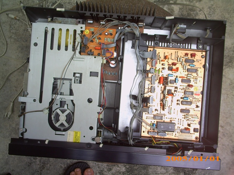 Philips Cd 304 Cd Player Used Sold