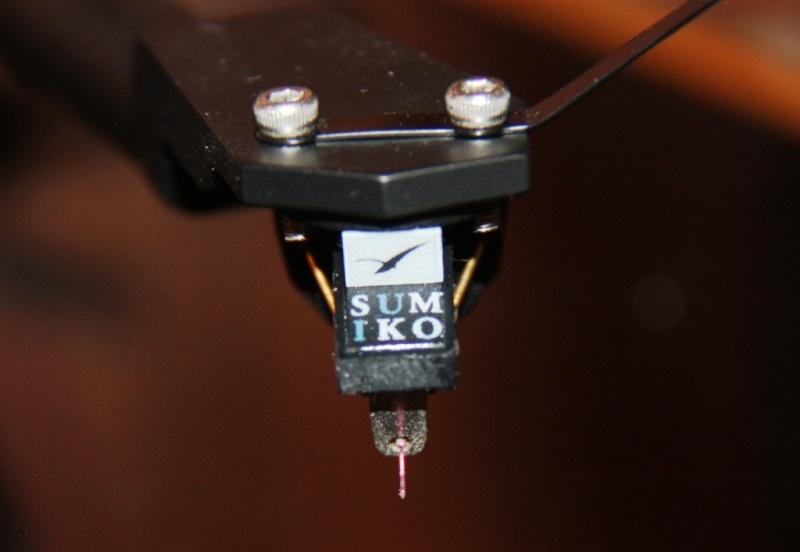 Sumiko Blackbird H 2 5mv Soundsmith Retipped Sold