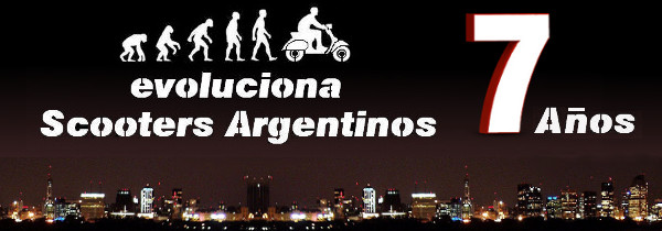 Scooters Argentinos