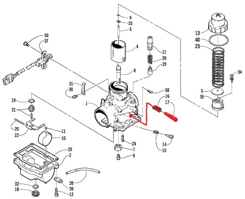 polaris 600 wiring diagram polaris ranger 500 parts