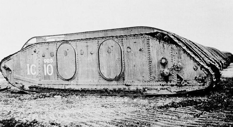nouvelles photos de chars britanniques