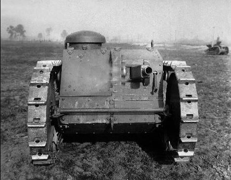 The very first US tank 18