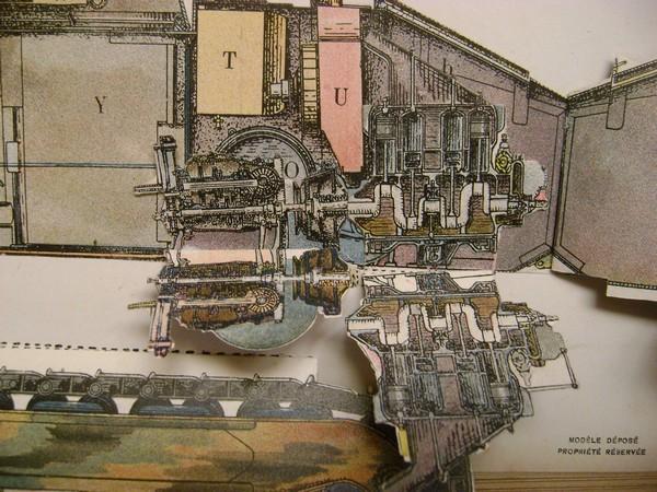 Symboles tactiques sur renault ft17 for L interieur du char de vimoutier