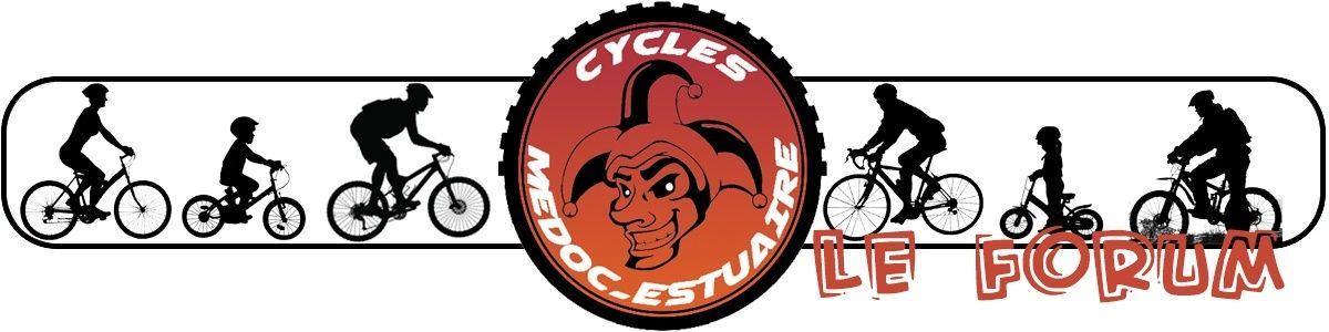 Forum du Cycles Médoc Estuaire