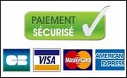 Paiement 100 % sécurisé