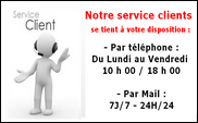 Service clients Monster-souris