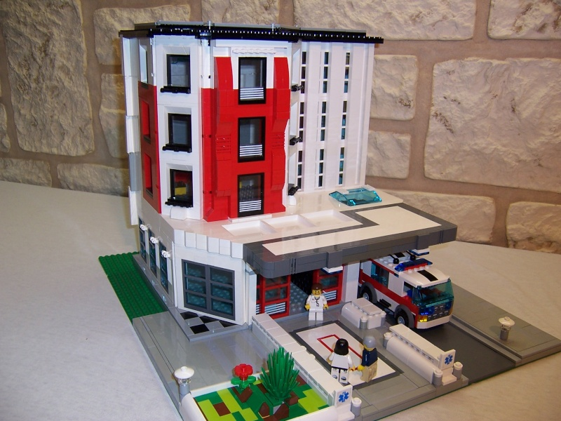lego city 100