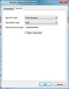 windows 7 key characters