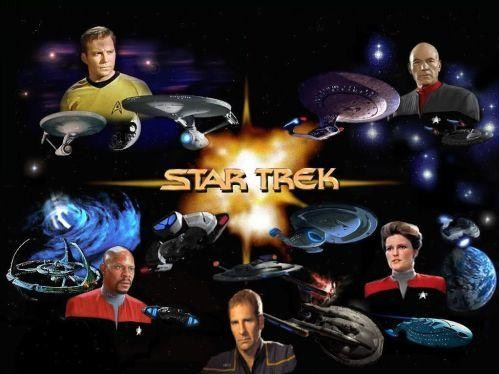 Star Trek - The Q Generation