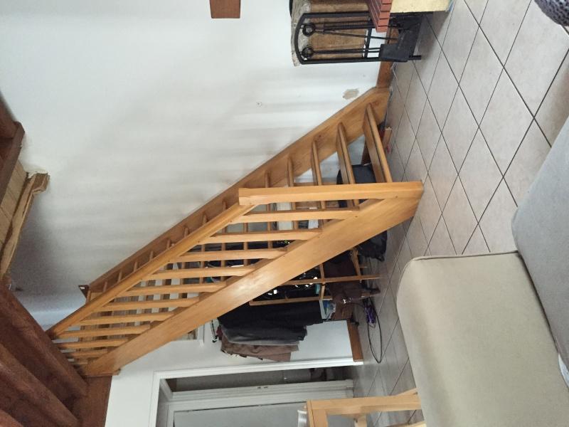 Fabriquer des contre marches - Fabriquer un escalier droit ...