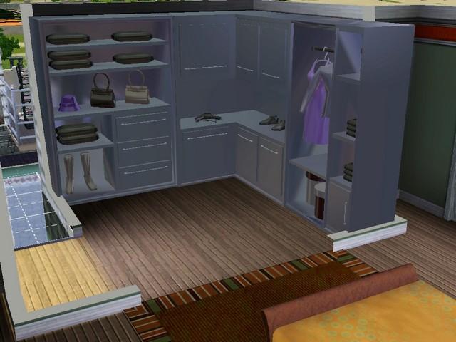 Sims 3 Je Cherche Des Meubles Pour Un Dressing Trouv