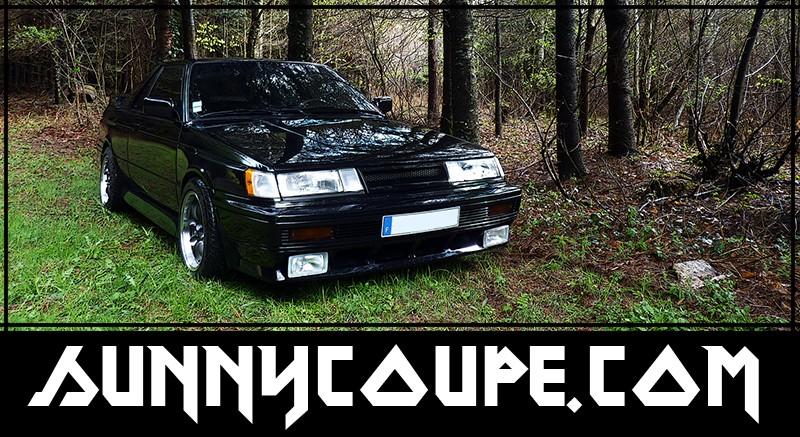 La Nissan Sunny Coup� (86/91)