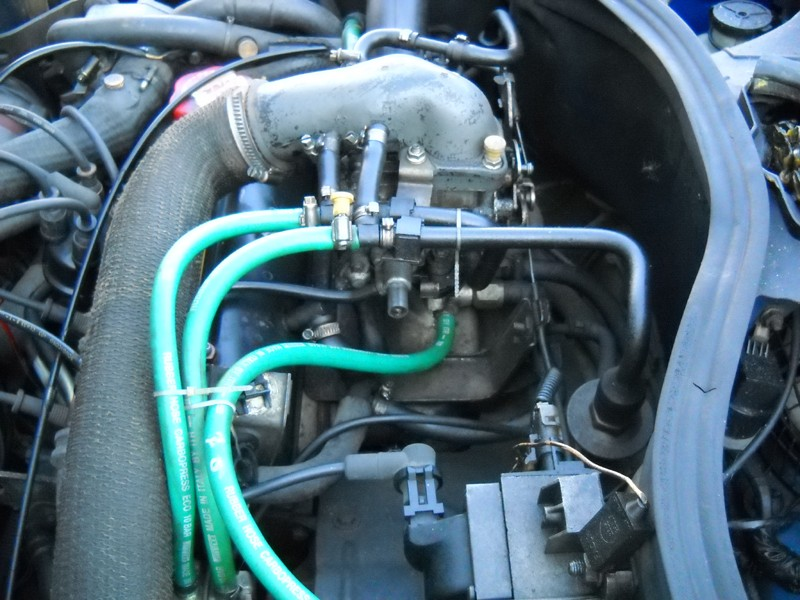 Carburatore renault 5 gt turbo