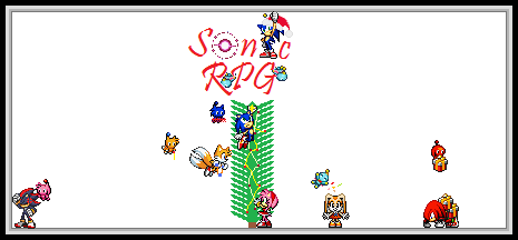 Sonic The Hedgehog RPG