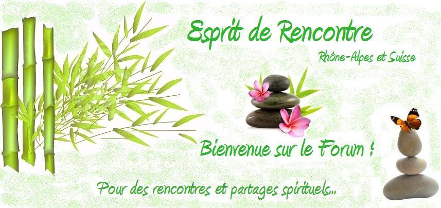 Esprit de Rencontre Rhône Alpes