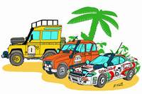 Rally Clasicos del Atlas