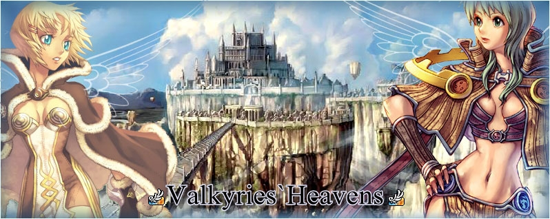Valkyries`Heavens