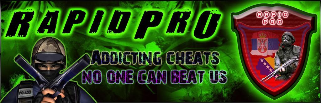 Addicting Cheats Production