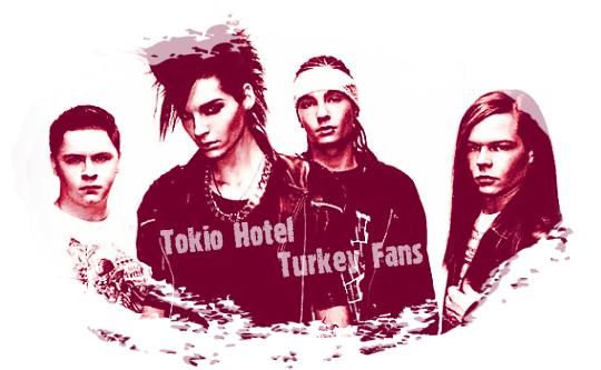 Tokio Hotel Tukey Fans