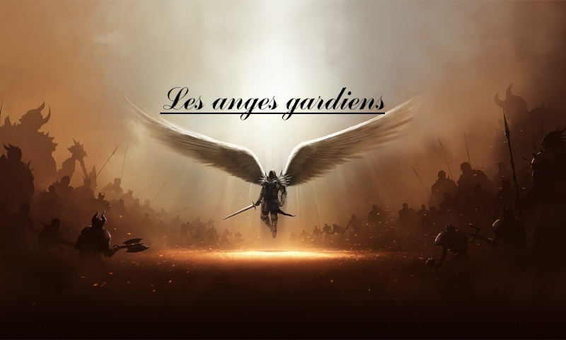 Les anges guardiens