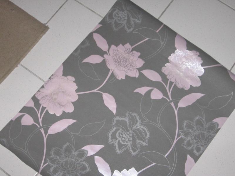 papier peint rayures blanc et gris la rochelle modele devis batiment papier peint en tag. Black Bedroom Furniture Sets. Home Design Ideas