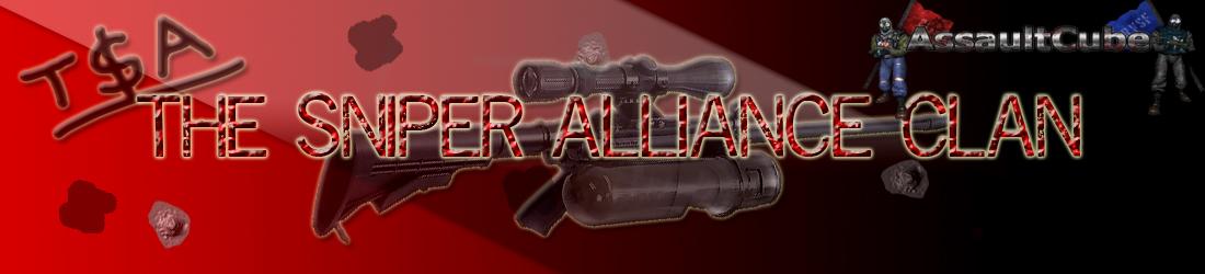 The Sniper Alliance Assault Cube Clan