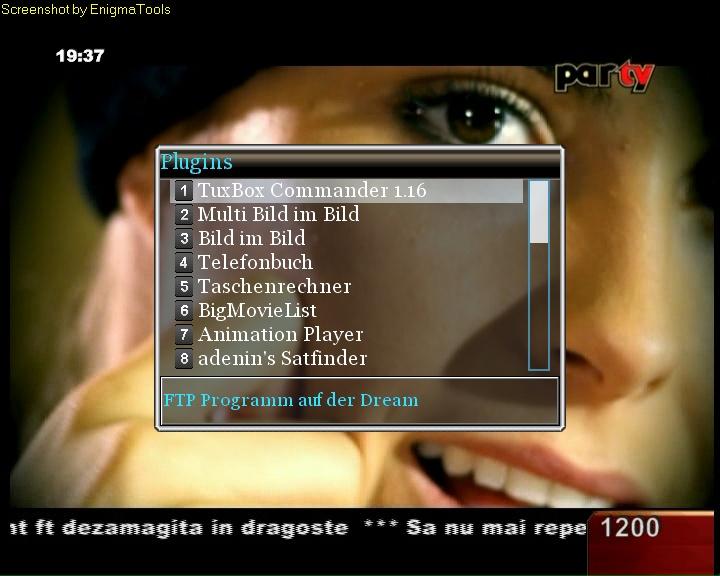 Zombi Backup TDW 7000 Multiboot reload by gogoman