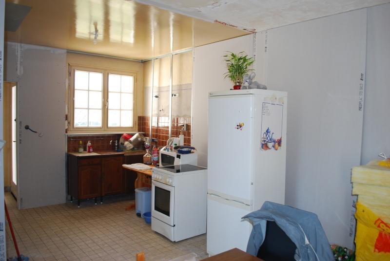 cuisine blanche ouverte sur le salon page 1. Black Bedroom Furniture Sets. Home Design Ideas