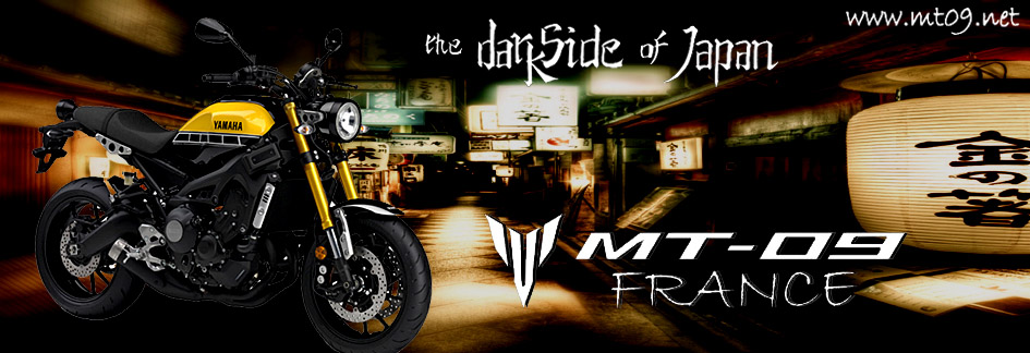 Forum Yamaha MT-09 et MT-09 Tracer France