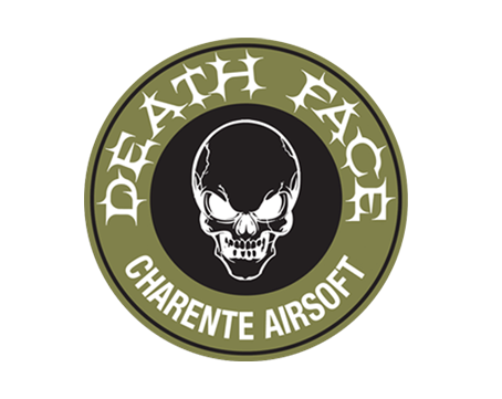 Death face charente airsoft