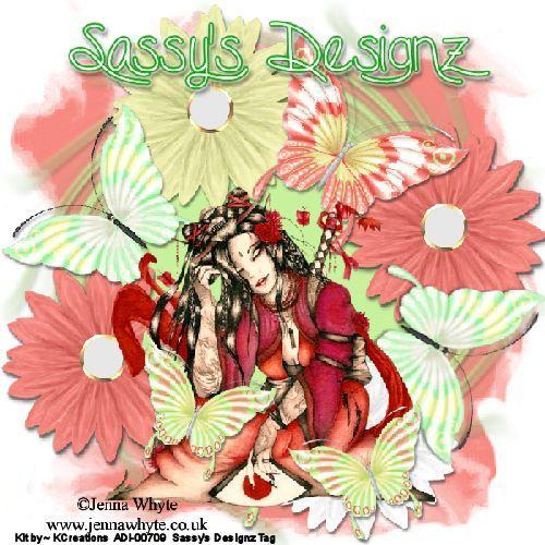 Sassy's Designs