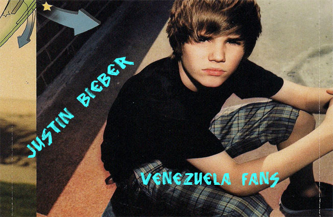 Justin Bieber Venezuela
