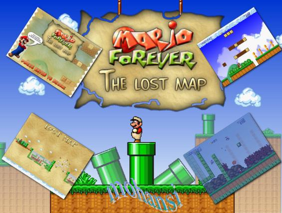 Super Mario Lost Map2010