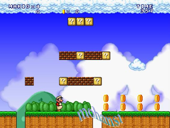 ����_���_�����_������_������_�����_������: ▒▓█Super_Bros_3_Mario_Forever_Lost_Map█▓▒