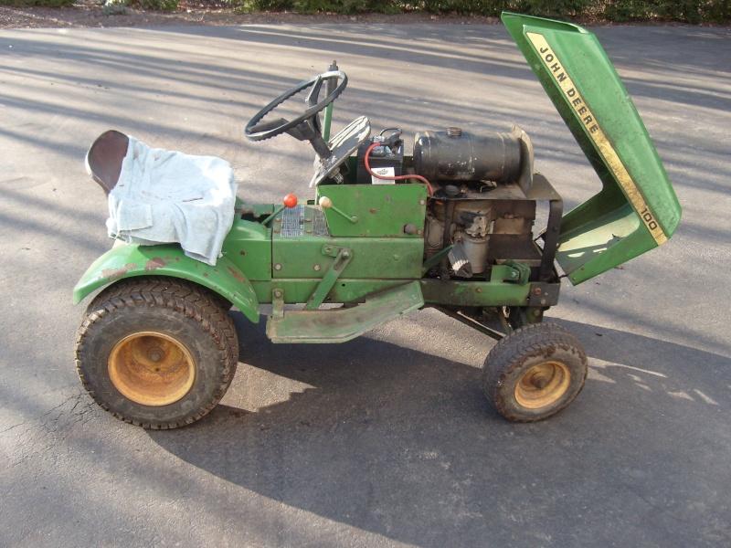 John Deere L100 Mower Belt