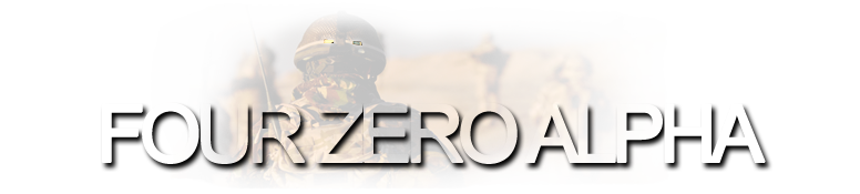 four zero alpha