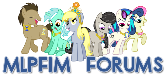 My Little Pony: Friendship is Magic Forums