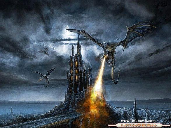 Dragones Del Olimpo