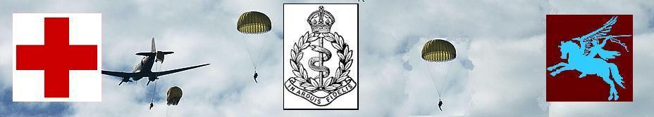 ...................... 16 PARACHUTE FIELD AMBULANCE (Airborne Medics) ......................
