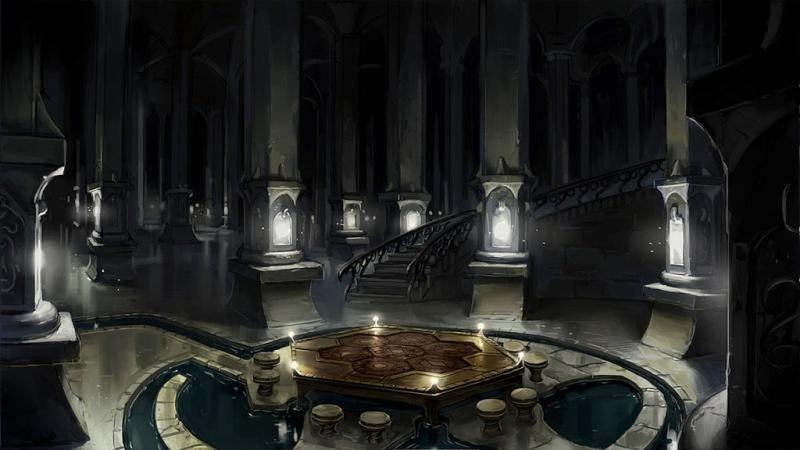 La Chambre du Conseil