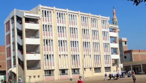مدرسة الولجا الإعدادية المشتركة