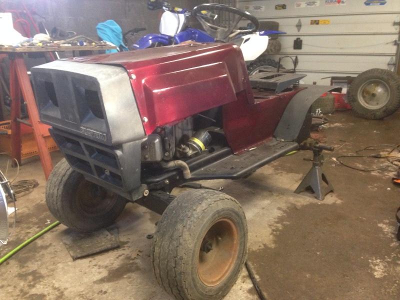 Dynamark mud trail mower page 2 for Mud motor electric clutch