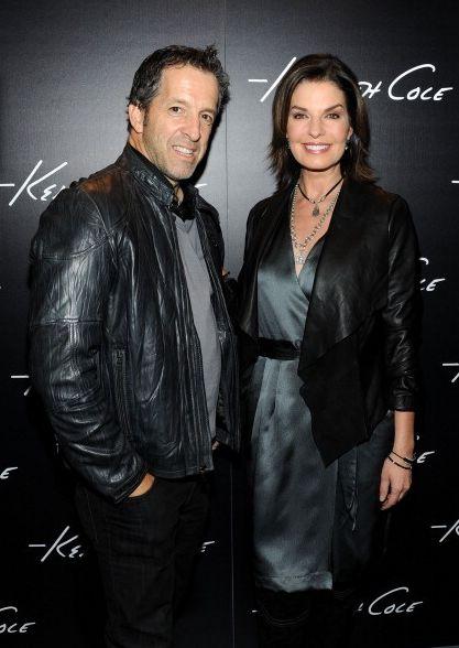Sela Ward and husband